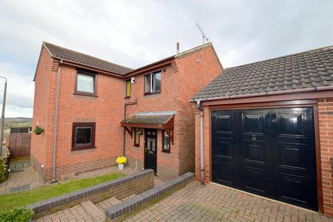4 bedroom detached house for sale - Hallfield Close, Wingerworth, Chesterfield, S42 6RP