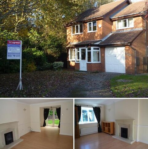 4 bedroom detached house to rent - Franklin Close, Old Hall, Warrington, WA5