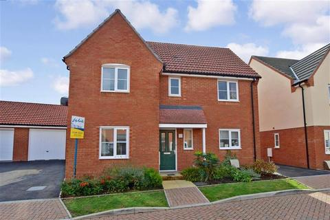 4 bedroom detached house for sale - Arable Drive, Whitfield, Dover, Kent