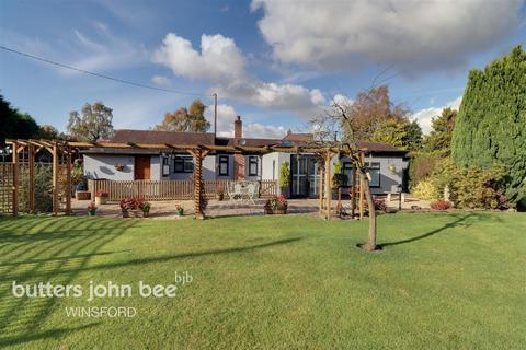 4 bedroom bungalow for sale - Dalefords Lane, Whitegate