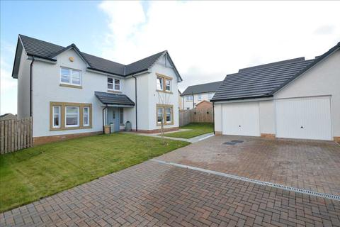 4 bedroom detached house for sale - Mandrel Drive, Coatbridge