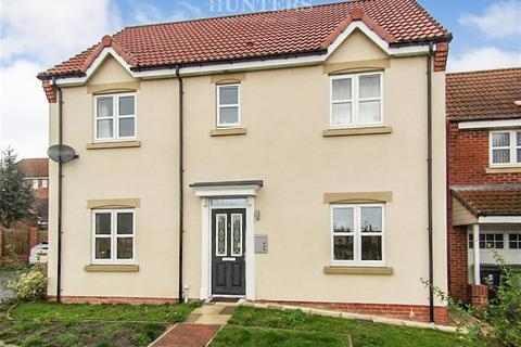 4 bedroom detached house for sale - Plymouth Close, Gainsborough, DN21 1ZE