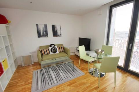 Studio to rent - Piccadilly Place, Manchester