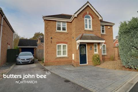 4 bedroom detached house for sale - Redacre Close, Dutton