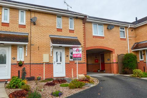 1 bedroom townhouse to rent - Hall Meadow Croft, Halfway, Sheffield, S20