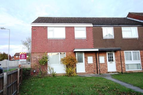 3 bedroom terraced house to rent - PEREGRINE ROAD, Leagrave