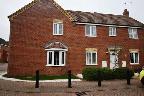 3 bedroom semi-detached house to rent - The Glebe