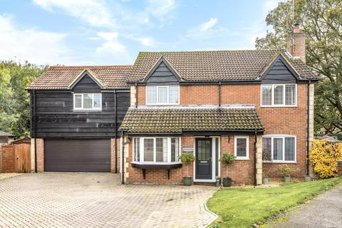 5 bedroom detached house for sale - Home Close, Chiseldon, SN4