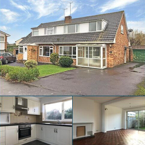3 bedroom semi-detached house to rent - Park Close, Staplehay, Taunton, Somerset, TA3