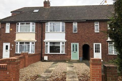 3 bedroom terraced house to rent - Hamilton Drive East, Holgate