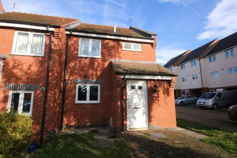 3 bedroom end of terrace house for sale - Navigation Close, Melton Mowbray