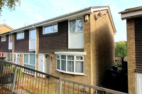 3 bedroom end of terrace house for sale - Devon Road, Luton, Bedfordshire, LU2 0RY