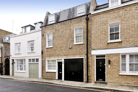 2 bedroom terraced house for sale - Cadogan Lane, London, SW1X