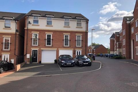 3 bedroom townhouse to rent - Loansdean Wood, Morpeth