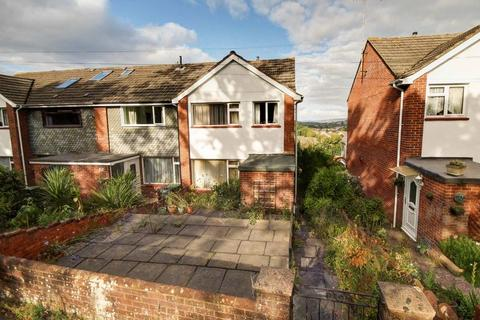 3 bedroom end of terrace house for sale - Redhills, Exeter
