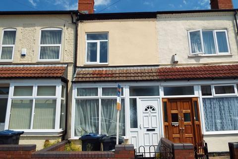 3 bedroom terraced house to rent - Westminster Road, Selly Oak, Birmingham, B29 7RS