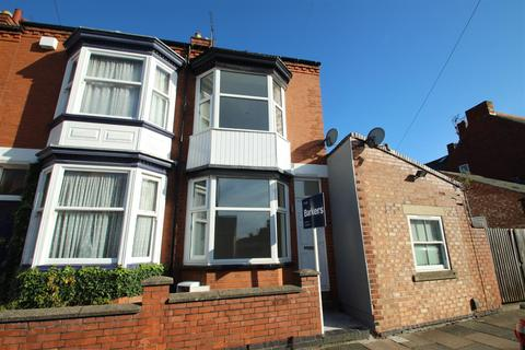 3 bedroom end of terrace house for sale - Lorne Road, Leicester