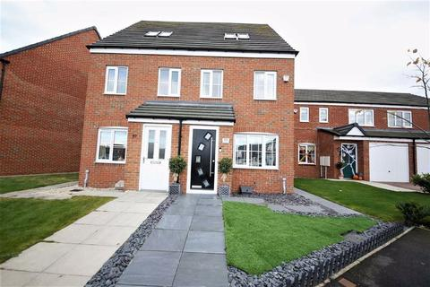 3 bedroom semi-detached house for sale - Flint Road, Alexandra Park, Sunderland, SR4