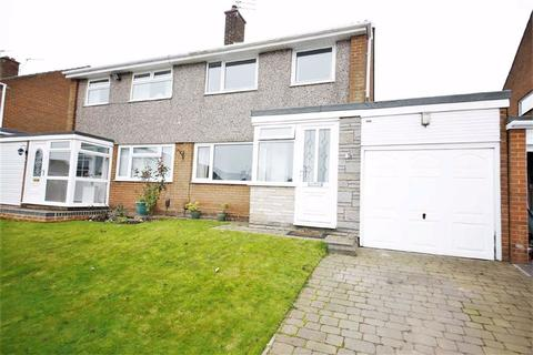 3 bedroom semi-detached house for sale - Bollihope Drive, Elstob Farm, Sunderland, SR3