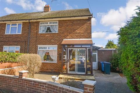 2 bedroom semi-detached house for sale - Brompton Close, Bricknell Avenue, Hull, HU5