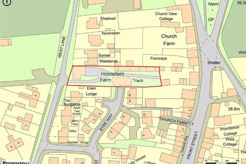 Land for sale - West Lane, Burton Fleming, East Yorkshire