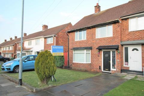 3 bedroom end of terrace house for sale - Radyr Close, Roseworth, Stockton-On-Tees