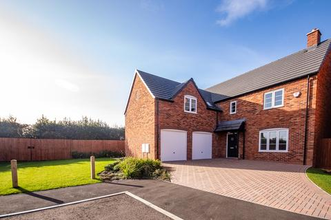 5 bedroom detached house for sale - Townfield Croft, Hill Ridware, Rugeley, WS15