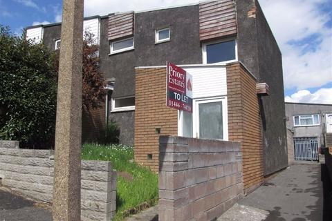 2 bedroom semi-detached house to rent - Laleston Close, Barry, Vale Of Glamorgan