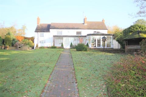 4 bedroom detached house for sale - Cresswell Road, Hilderstone, Stone