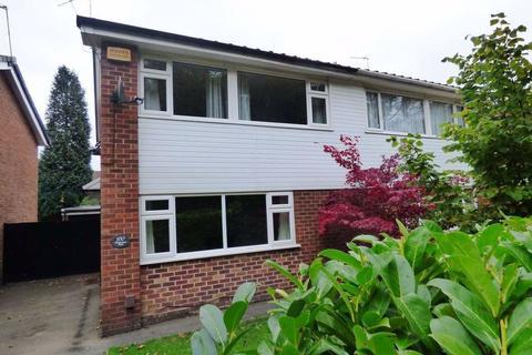 3 bedroom semi-detached house to rent - 160 Altrincham Rd, Ws, SK9 5NQ