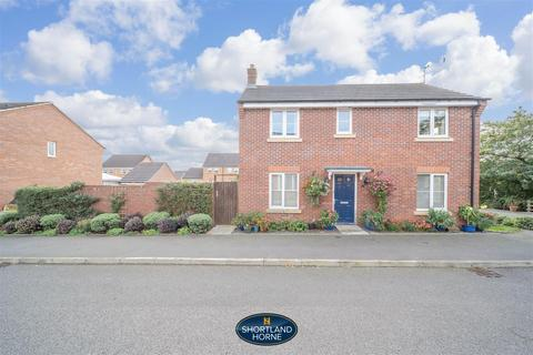 3 bedroom detached house for sale - Wickmans Drive, Banner Brook, Coventry