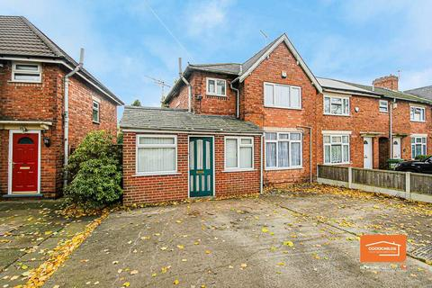 2 bedroom end of terrace house for sale - Webster Road, Walsall, WS2 7AW