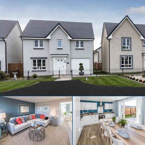 4 bedroom detached house for sale - Appin Drive, Culloden