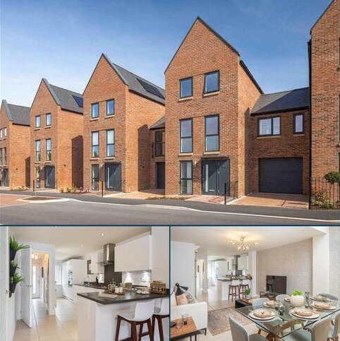 4 bedroom end of terrace house for sale - Plot 107, Thorney at Darwin Green, Huntingdon Road, Cambridge, CAMBRIDGE CB3