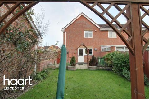 3 bedroom semi-detached house for sale - Lancelot Close Leicester Forest East
