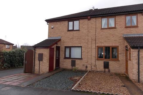 2 bedroom semi-detached house to rent - Foston Gate, Wigston, Leicestershire LE18 3SS