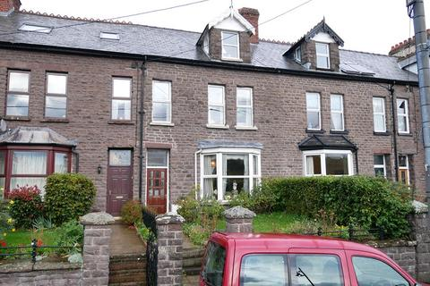 6 bedroom terraced house for sale - Alexandra Road, Brecon, Powys.
