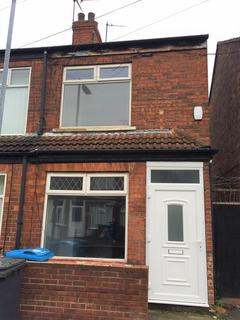 2 bedroom end of terrace house to rent - 33 Dorset Street, Hull HU4