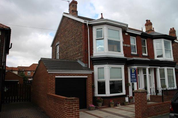 4 Bedrooms Semi Detached House for sale in GRANVILLE AVENUE, TUNSTALL AREA, HARTLEPOOL