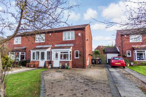2 bedroom terraced house for sale - Sharnford Close, Backworth, Newcastle Upon Tyne, Tyne & Wear, NE27 0JY