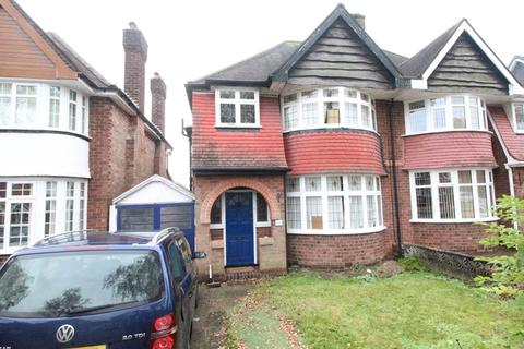 3 bedroom semi-detached house for sale - Stonor Road, Hall Green, Birmingham