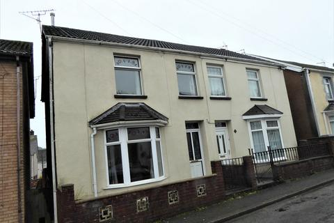 3 bedroom semi-detached house for sale - Meadow Street, Aberkenfig, Bridgend. CF32 9BE