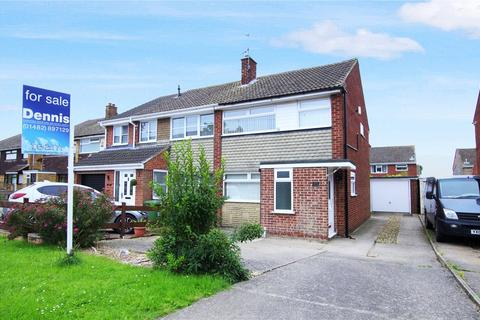 3 bedroom semi-detached house for sale - Main Street, Burstwick, Hull, East Yorkshire, HU12