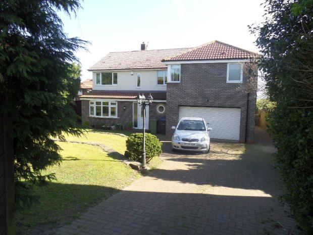 5 Bedrooms Detached House for sale in HILL VIEW, HUTTON HENRY VILLAGE, HARTLEPOOL AREA VILLAGES