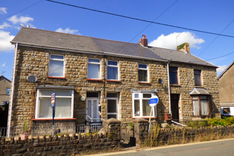 3 bedroom terraced house for sale - Pandy Road, Aberkenfig, Bridgend CF32
