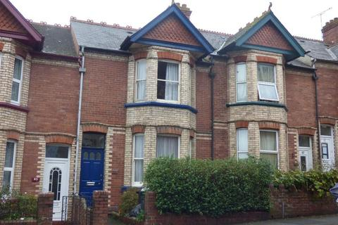 5 bedroom terraced house to rent - Mount Pleasant Road, Exeter, EX4 7AD
