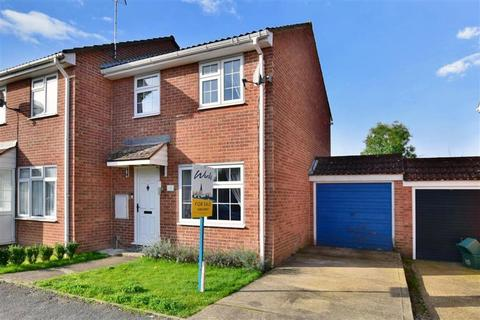 3 bedroom end of terrace house for sale - Le Temple Road, Paddock Wood, Tonbridge, Kent