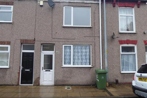 2 bedroom terraced house to rent - Tunnard Street, Grimsby, DN32 7NA