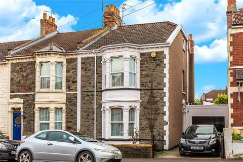 2 bedroom end of terrace house for sale - Queens Road, Ashley Down, Bristol, BS7
