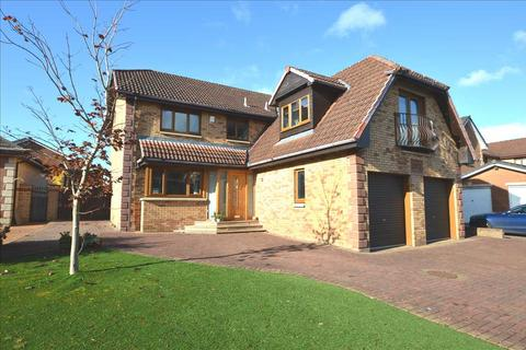 5 bedroom detached house for sale - Bay Willow Court, Cambuslang